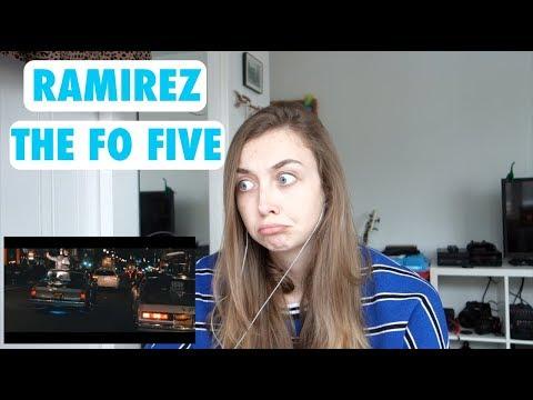 METALHEAD REACTS TO RAMIREZ - THE FO FIVE