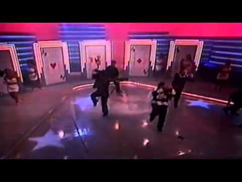 Double You - Dancing With an Angel (Programa Raul Gil 1996) HD