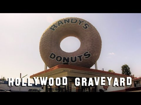 Hollywood Graveyard - FOOD LOVERS Special