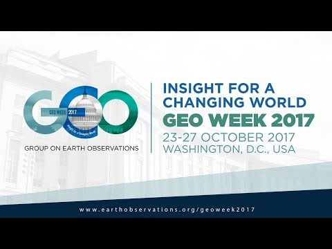 GEO-XIV - Opening Session