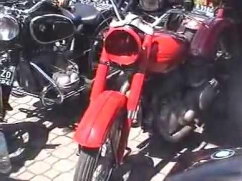 world war ll all motorcycle at indonesian