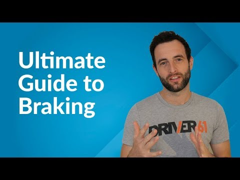 The Ultimate Guide to Braking on Track