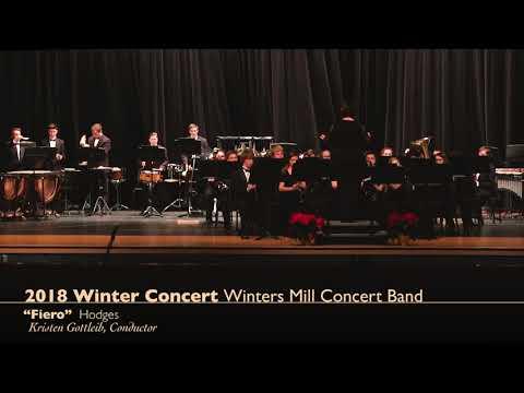 Winters Mill High School Concert Band Presents: Fiero