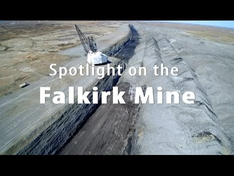 Spotlight On The Falkirk Mine