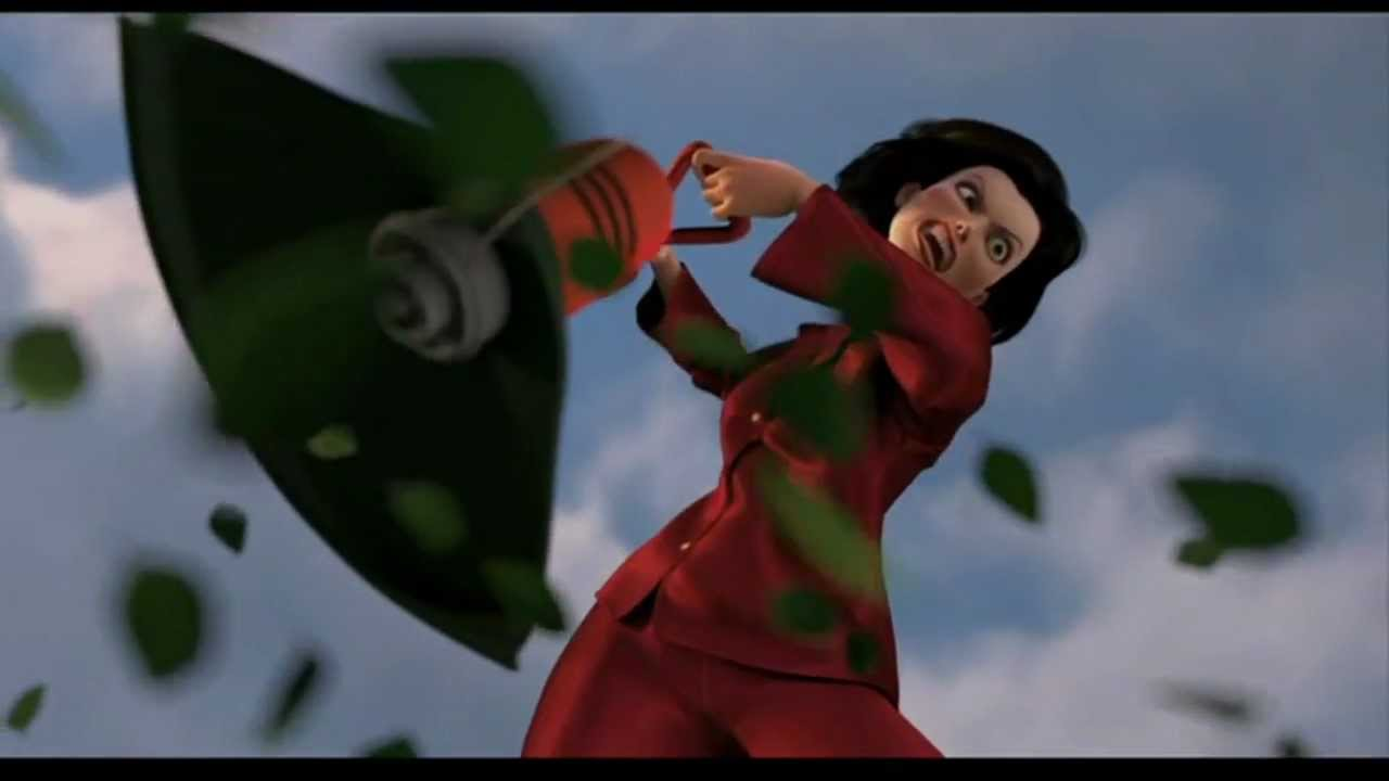 Over The Hedge - Energy Drink Hammy (HD 720p) - YouTube