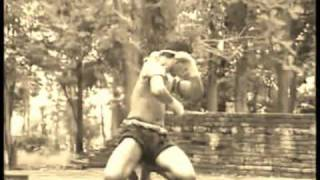 Wai Khru/Ram Muay for Muay Thai fighters