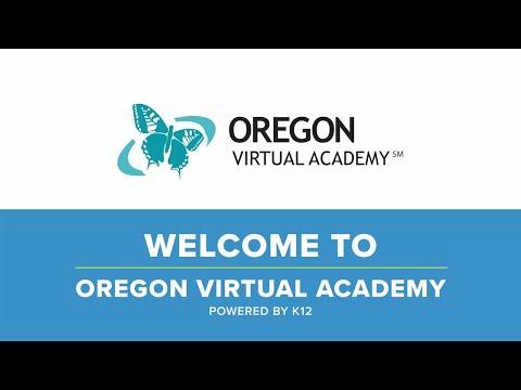 Oregon Virtual Academy Overview