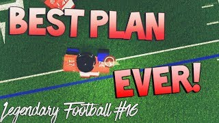 BEST PLAN EVER [Legendary Football Funny Moments #16]