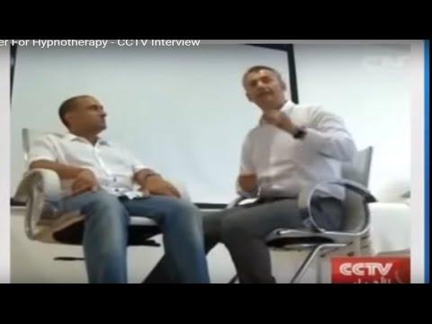 UAE Hypnosis - CCTV Interview's Adrian Rusin
