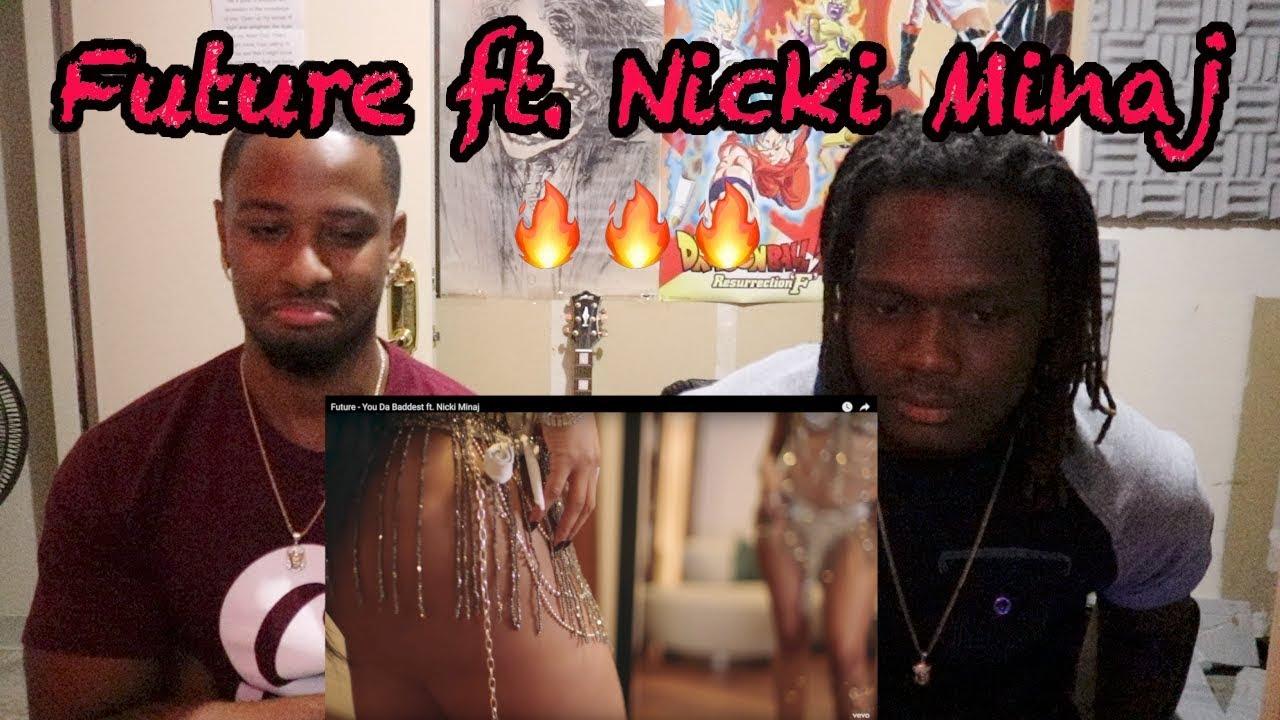 Download Future - You Da Baddest ft. Nicki Minaj - REACTION