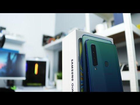 Unboxing HP Samsung Semi Flagship 2018 yang Turun Setengah Harga...
