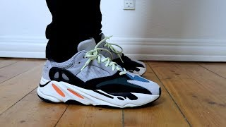 f8be649fe Adidas Yeezy Boost 700 Wave Runner On Feet ...