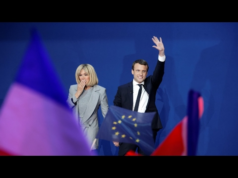 French president, wife's age gap makes headlines