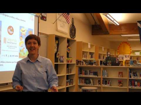 Gloria Patricia Cortes at Orting Middle School