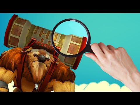 видео: Особенности героев dota 2. earthshaker (Шейкер)