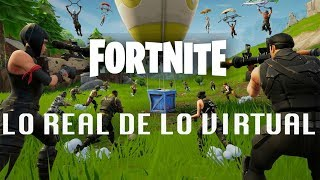 Lo Real de lo Virtual: Fortnite