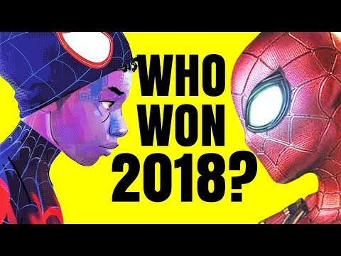What Was the Best Spider-Man Story of 2018?