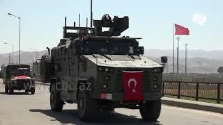 В Баку, Нахчыване, Гяндже, Кюрдамире и Евлахе пройдут азербайджано-турецкие военные учения
