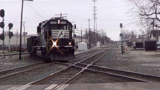 4 10 2104 muncie in 8 trains in 75 minutes