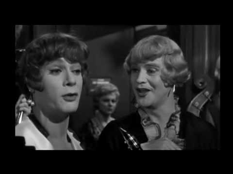 "Some Like It Hot - ""...Men—Rough Hairy Beasts With Eight Hands..."""