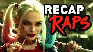 Repeat youtube video SUICIDE SQUAD - RECAP RAP