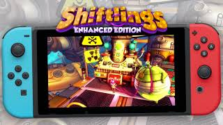 Shiftlings Enhanced Edition for Nintendo Switch