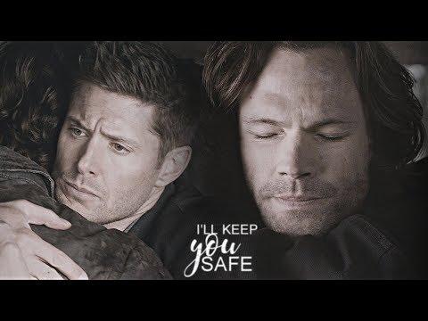 sam & dean || I'll keep you safe.