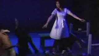 HUSTLE MANIA2008年公演のVTRです。 ばかばかしいミュージカルシーンです。