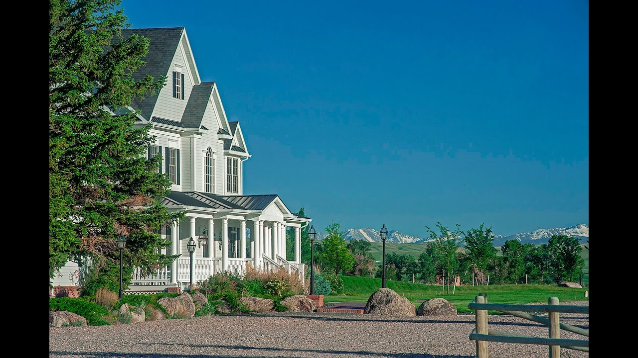 The mansion at willow creek bozeman luxury real estate for Willow creek mansion