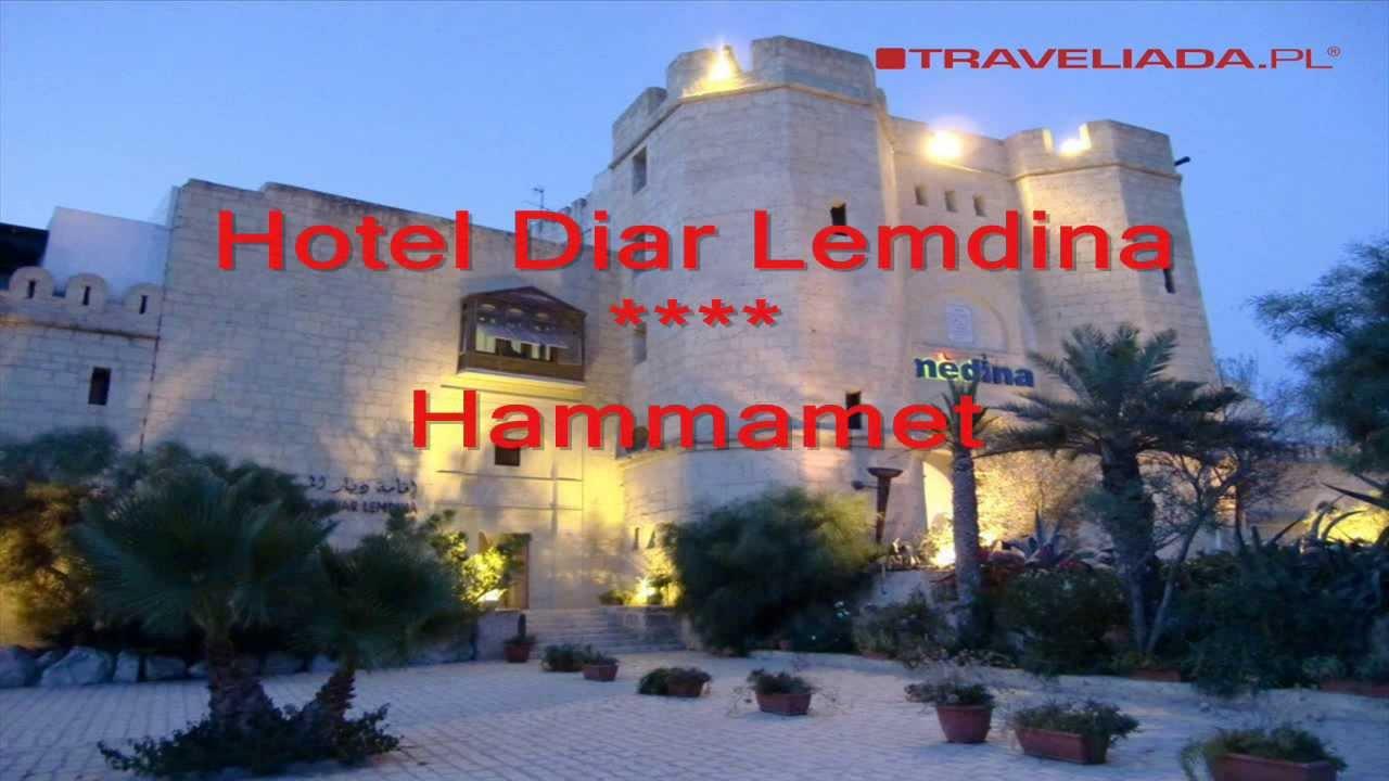 Hotel Diar Lemdina - Hammamet - YouTube
