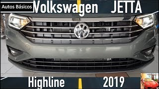 Jetta 2019 Highline