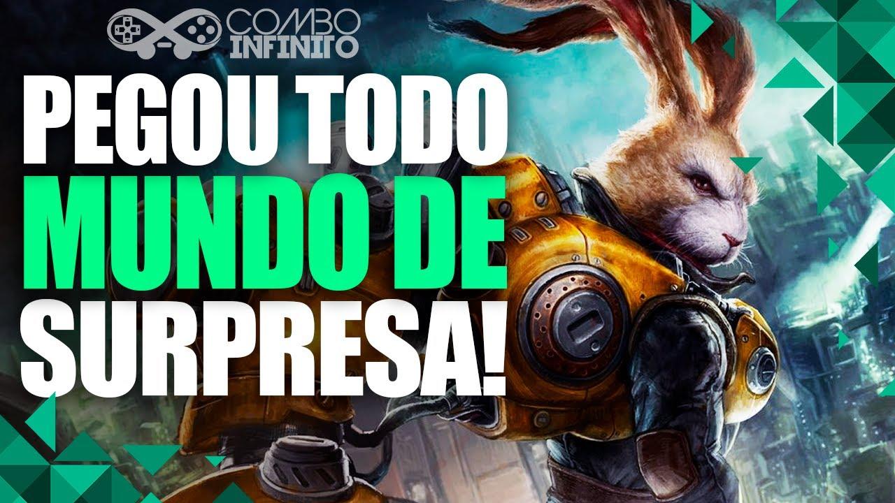EXCLUSIVO DO PLAYSTATION QUE PEGOU TODO MUNDO DE SURPRESA!