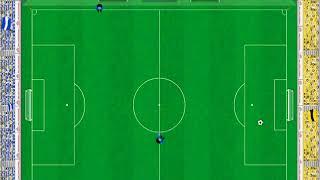 Laufwege des Schiedsrichters