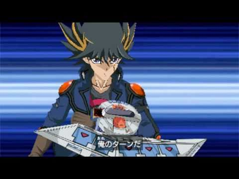 Tag Force 5 (TF3 Edit): Yuki Judai vs Fudo Yusei Part 1
