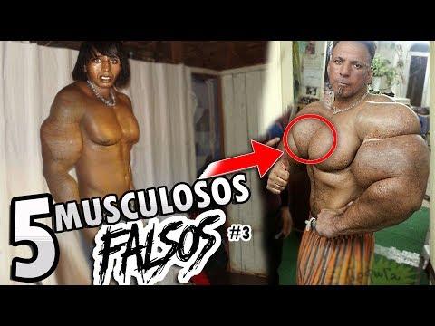 Los 5 Musculosos más falsos del mundo #3   OzielCarmo