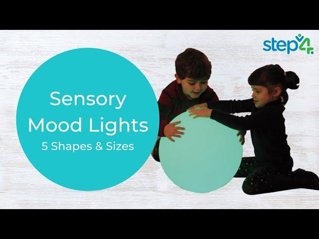 Product Review: Sensory Mood Lights