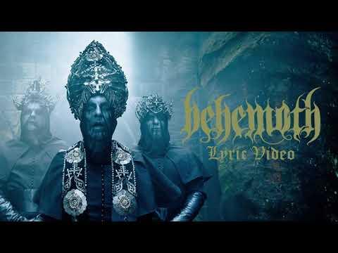 Behemoth - We Are the Next 1000 Years (LYRICS / LYRIC VIDEO)