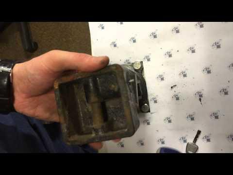 Вытягивание цилиндра --   Вскрытие замка саморезом. Работает ли этот метод?