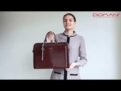Итальянская сумка Domani DAG112Sh04