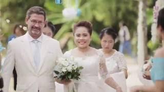 Traditional Thai Buddhist Wedding Ceremony and Reception