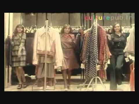 Les femmes et la publicité : des années 50 aux années 70
