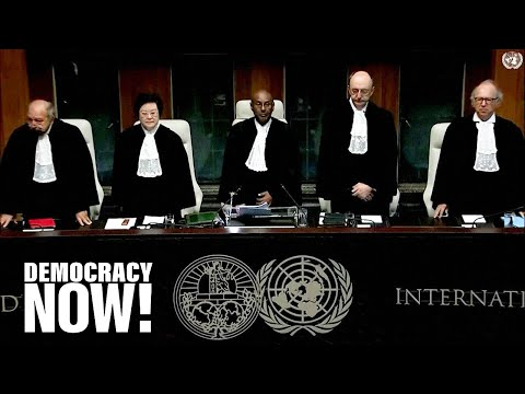 International Court Of Justice Orders Burmese Authorities To Protect Rohingya Muslims From Genocide