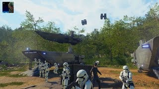 Star Wars Battlefront II - Galactic Assault Gameplays (No Commentary)