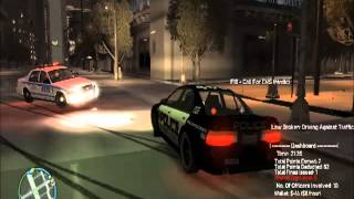 gta iv police pursuit mod day 5