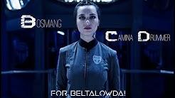 Bosmang Camina Drummer - THE EXPANSE - For Beltalowda!