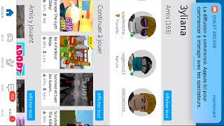 Live Roblox with omega and hilan the show (which you dega seen in video)