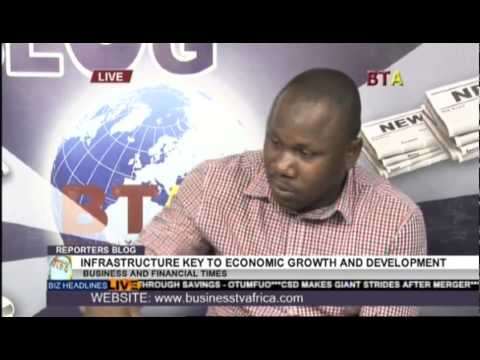 INFRASTRUCTURE KEY TO ECONOMIC GROWTH AND DEVELOPMENT BY CHAIRMAN OF BEDROCK LIMITED