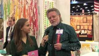 Interview With Mark Dunn - 2012 Fall Quilt Market - Fat Quarter Shop