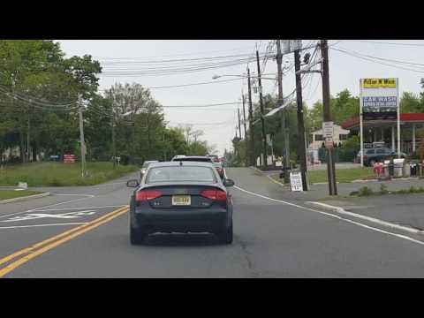 Driving by Bridgewater NJ
