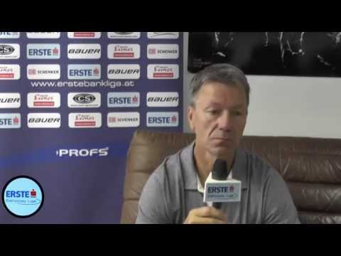 Talk with new Graz 99ers coach Todd Bjorkstrand